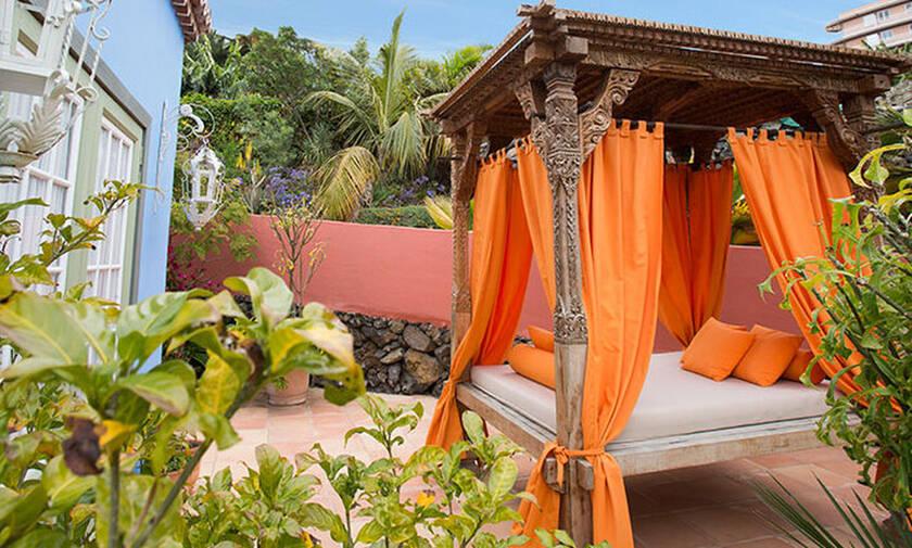 Ένα ξενοδοχείο διαφορετικό από τα άλλα στη Λα Πάλμα της Ισπανίας (pics)