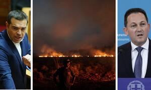 Ο Αμαζόνιος ανάμεσά τους: Καυγάς ΣΥΡΙΖΑ – κυβέρνησης για την κλιματική αλλαγή