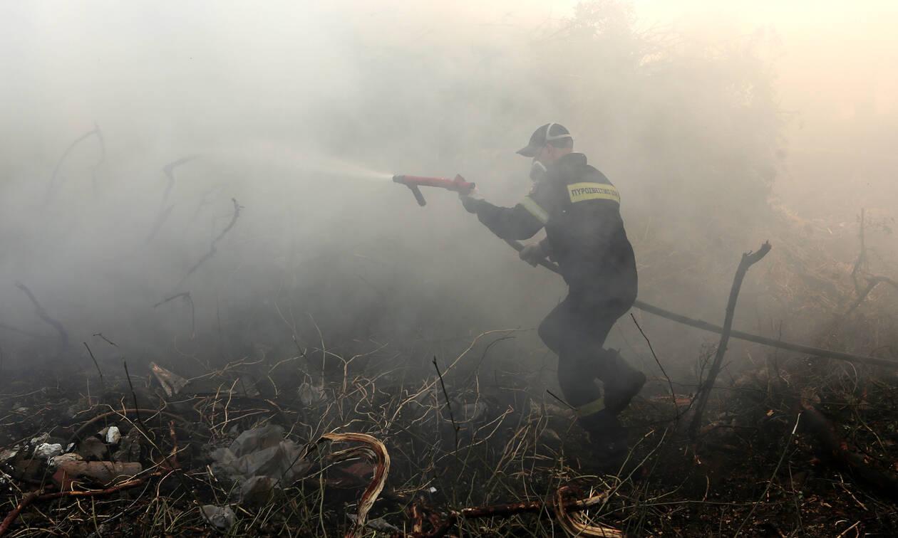 Φωτιά ΤΩΡΑ στη Σάμο: Νέο μέτωπο για την πυροσβεστική