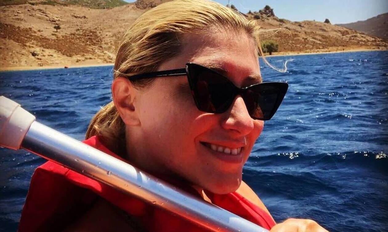 Σία Κοσιώνη: Επιστρέφει τη Δευτέρα στο στούντιο και ανέβασε την τελευταία φωτό από διακοπές (photos)