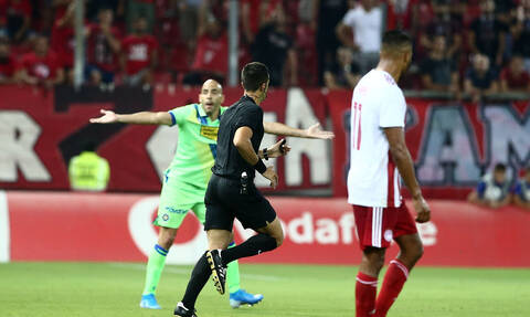 Ολυμπιακός-Αστέρας Τρίπολης 1-0: Νίκη με «φωνές»