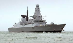 Το βρετανικό Πολεμικό Ναυτικό στέλνει ένα ακόμη πλοίο στον Κόλπο