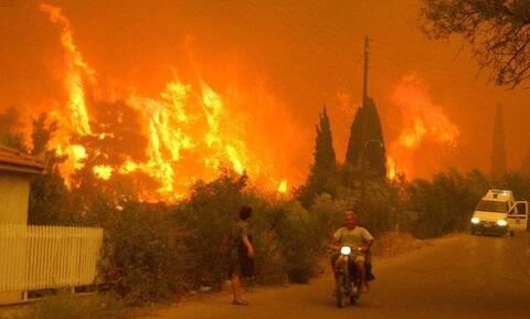 H «κόλαση» της Ηλείας: Δώδεκα χρόνια από τις πυρκαγιές που εξελίχθηκαν σε εθνική τραγωδία