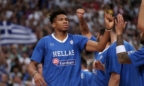 Μουντομπάσκετ - Yahoo: Κορυφαίος παίκτης του τουρνουά ο Γιάννης – Σε ποια θέση «βλέπει» την Εθνική