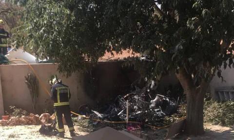 Μαγιόρκα: Πέντε νεκροί από σύγκρουση ελικοπτέρου με αεροπλάνο (pics)