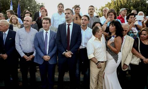 Στην Ακαδημία Πλάτωνος ορκίστηκε ο Κώστας Μπακογιάννης: Τέσσερα χρόνια θα είμαι υπηρέτης της Αθήνας