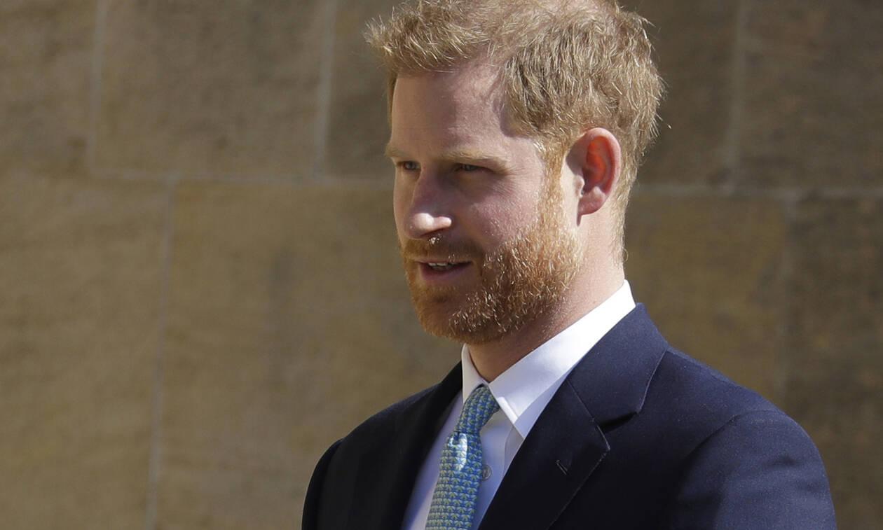 Δύσκολες ώρες για τον Πρίγκιπα Harry: O θάνατος που τον συγκλόνισε