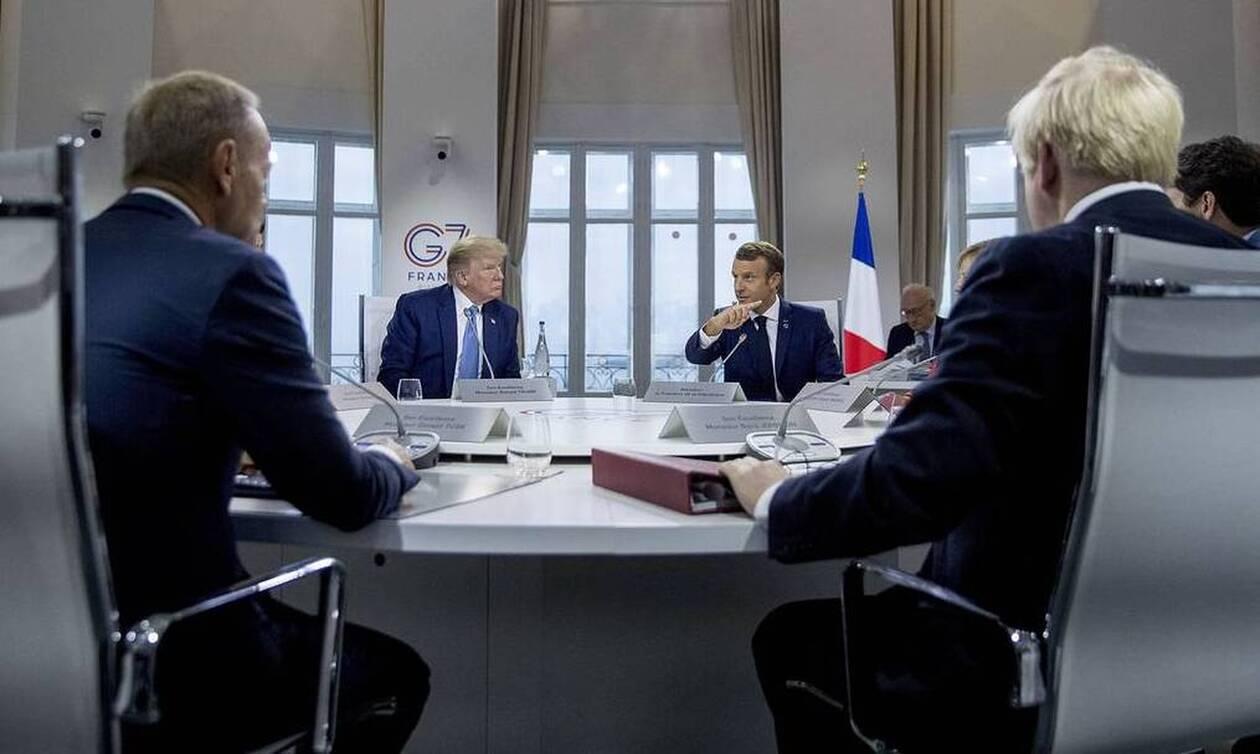 Guardian: Трамп поссорился с лидерами стран G7 из-за России