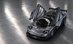 Οι τιμές της θρυλικής McLaren F1 τραβούν την ανηφόρα