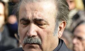Λάκης Λαζόπουλος: «Αντίο, κορίτσι μου» - Ράγισαν και οι πέτρες στην κηδεία της συζύγου του