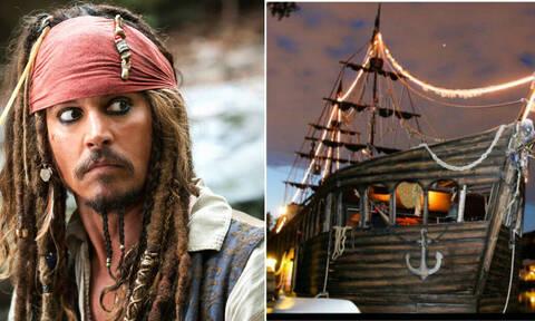 Βρέθηκε το πειρατικό πλοίο που έψαχναν όλοι
