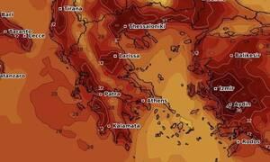 Καιρός: Καρέ - καρέ οι καιρικές συνθήκες μέχρι και τις 10 Σεπτεμβρίου... (videos)