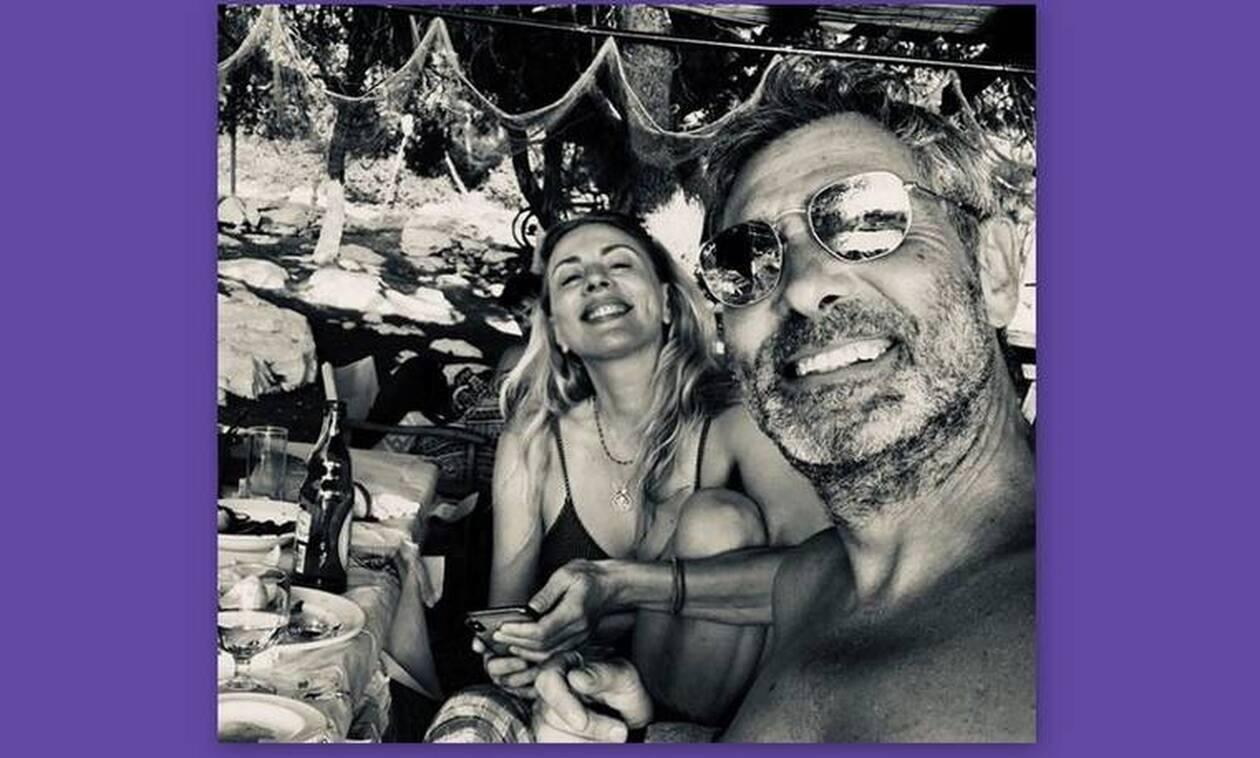 Καρύδη-Αθερίδης: Ετοιμάζουν γάμο στην Αίγινα; (photos)