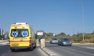 Τροχαίο ατύχημα με νταλίκα στα διόδια Μαλγάρων - Απίστευτες εικόνες