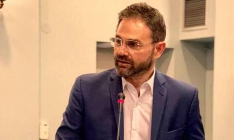 Στον εισαγγελέα οι δηλώσεις Μπαλάσκα για τους πρόσφυγες