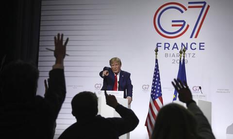 Σύνοδος G7: Αισιόδοξος ο Τραμπ για εμπορική συμφωνία ΕΕ - ΗΠΑ χωρίς δασμούς