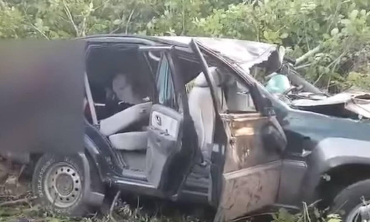 Αλεξανδρούπολη: Στους έξι ανήλθαν οι νεκροί του φρικτού τροχαίου - Πολλοί οι τραυματίες (vids)