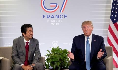 Ιαπωνία και ΗΠΑ θέλουν να υπογράψουν εμπορική συμφωνία μέχρι τα τέλη Σεπτεμβρίου