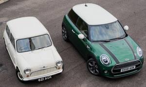 Γενέθλια 60 χρόνων για το κλασικό Mini