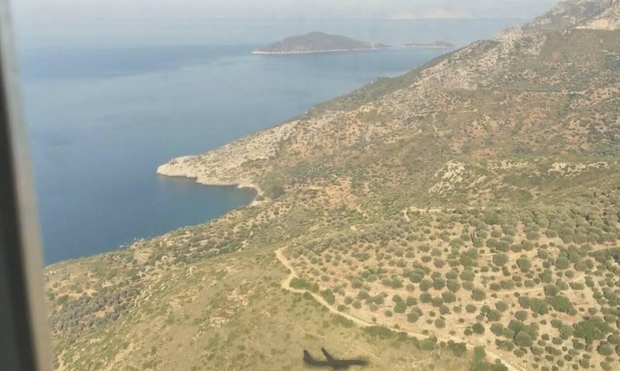 Самолет авиакомпании Smartwings прилетел в Прагу из Греции на одном двигателе