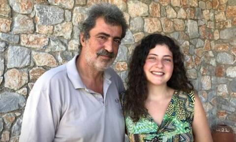 Πέρασε στην Ιατρική Αθήνας η κόρη του Πολάκη