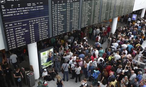 Λήξη συναγερμού στη Γερμανία: Δεν εντοπίστηκε κάτι ύποπτο στο αεροδρόμιο του Μονάχου