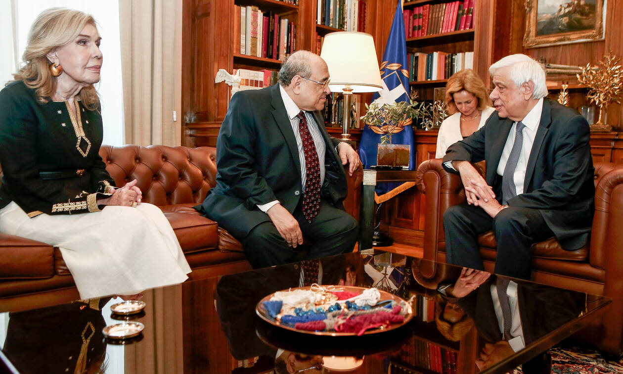 Pavlopoulos: Alexandria's new library to contribute to world culture