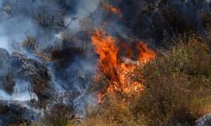 Φωτιά ΤΩΡΑ στην Περαία