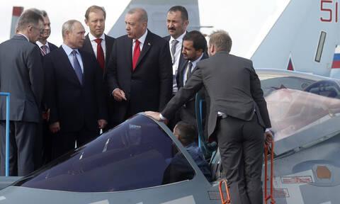 Τουρκία: Συνεχίζονται οι παραδόσεις S-400 - Ξεκινά η εκπαίδευση των στρατιωτικών