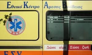 Θεσσαλονίκη: Τροχαίο με τραυματία - Απεγκλωβίστηκε μία έγκυος γυναίκα