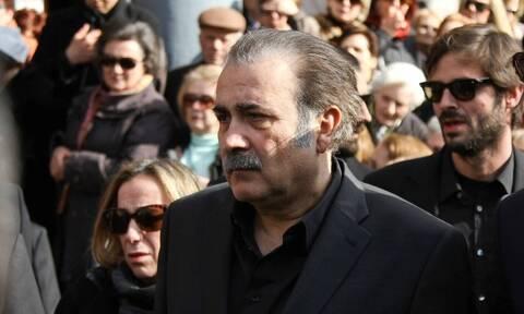 Λάκης Λαζόπουλος: Τα πρώτα λόγια μετά το θάνατο της συζύγου του – Το δημόσιο «ευχαριστώ»