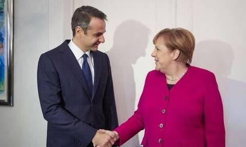 Кириакос Мицотакис проведет официальный визит в Берлин