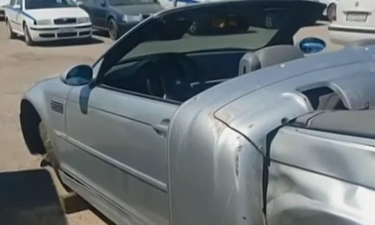 Τραγωδία στο Αίγιο: Αυτό είναι το μοιραίο αυτοκίνητο που οδηγούσε ο 28χρονος