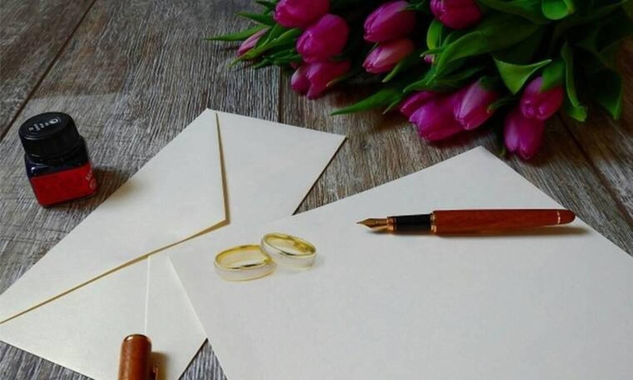 Λαμπερός γάμος στη Μύκονο όπου θα παρελάσει όλη η high society! (photos)