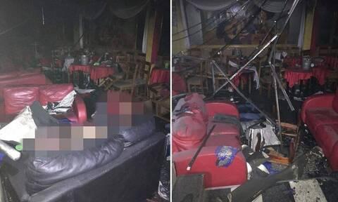 Μακελειό στο Μεξικό: 23 νεκροί από επίθεση με μολότοφ σε κλαμπ