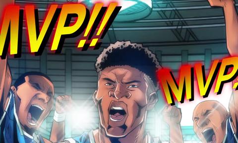 ΕΠΙΚΟ video: Ο Γιάννης Αντετοκούνμπο υπερήρωας και έτοιμος για το Μουντομπάσκετ