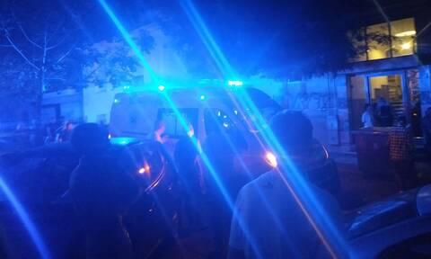 Τραγωδία στη Λάρισα: Νεκρός 30χρονος που έπεσε από μπαλκόνι (pics)