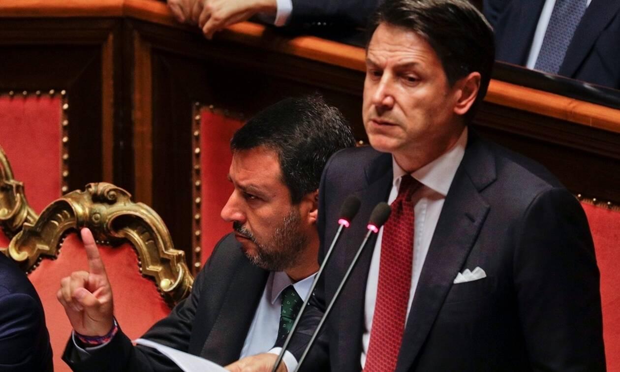 Ιταλία: Πολιτική συμφωνία για σχηματισμό κυβέρνησης με πρωθυπουργό τον Κόντε