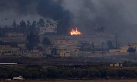 Συρία: Νεκροί 16 άμαχοι από αεροπορικά πλήγματα