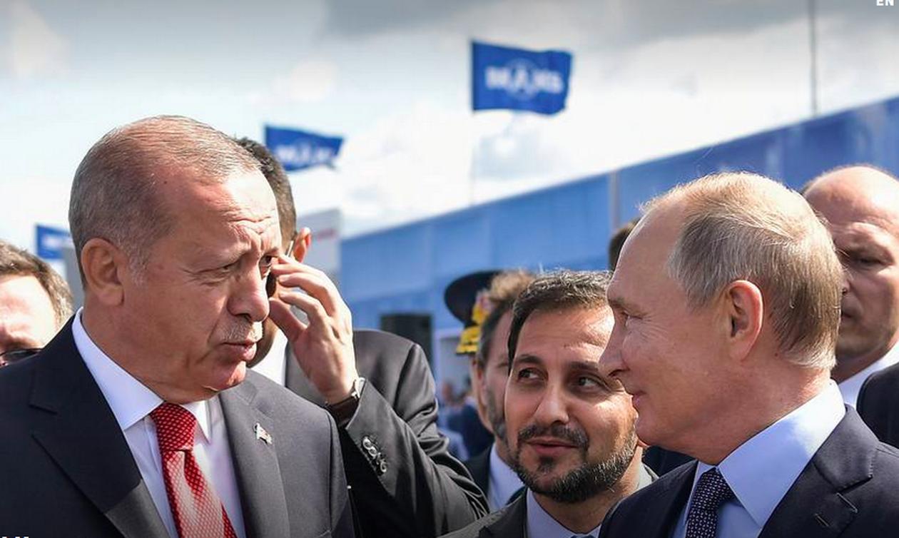 """""""У Анкары есть альтернатива Вашингтону"""". Турецкие СМИ — о поездке Эрдогана на МАКС-2019"""