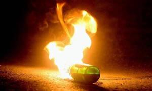 ΠΑΟΚ: Επίθεση με μολότοφ σε σύνδεσμο οπαδών στον Εύοσμο