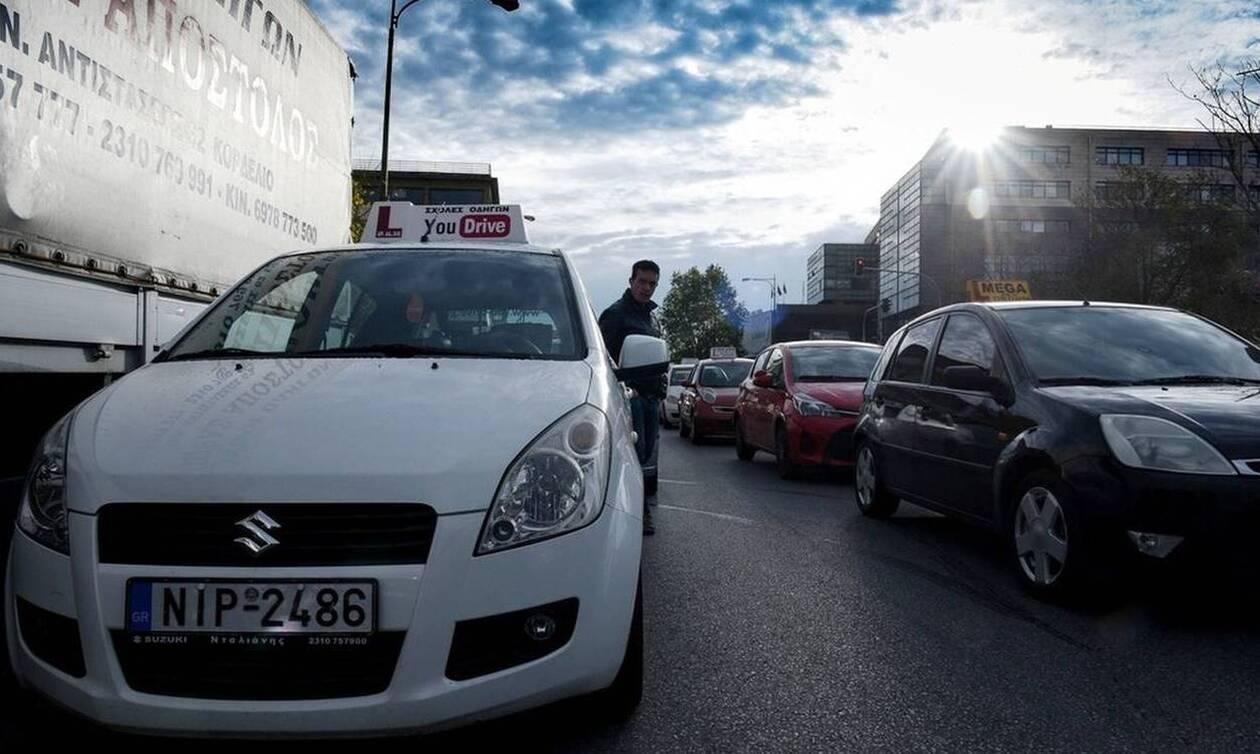 В Греции меняются правила получения водительских прав