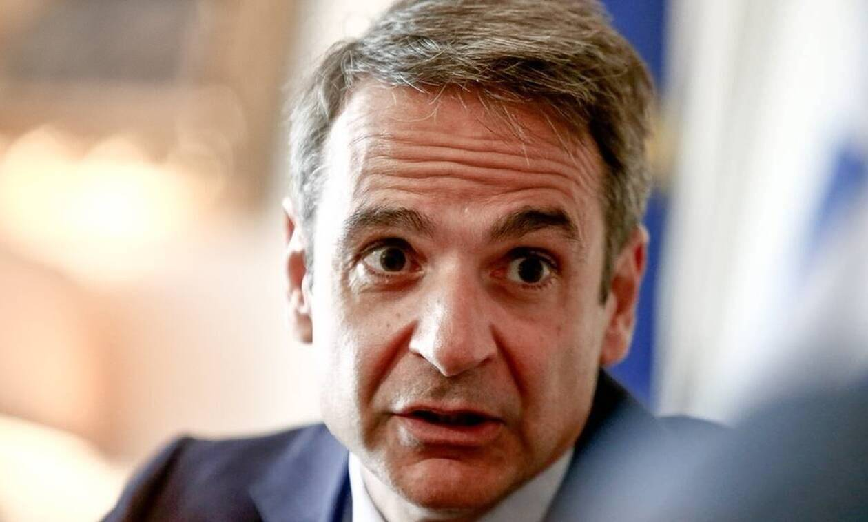Greece can achieve growth rates exceeding 3 pct of GDP, Mitsotakis says in FAZ interview