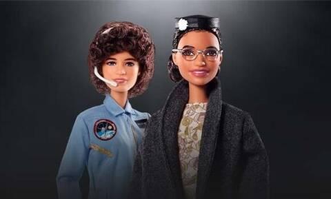 Αυτή η Barbie αποτελεί έμπνευση!