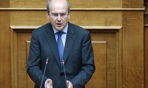 Χατζηδάκης για ΔΕΗ: Τα μεγάλα συμφέροντα εξυπηρετήθηκαν με τον καλύτερο τρόπο από τον ΣΥΡΙΖΑ