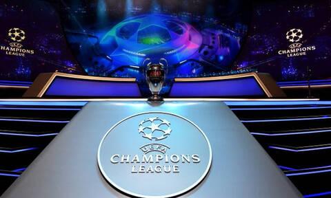 Κλήρωση Champions League LIVE: Μαθαίνει αντιπάλους ο Ολυμπιακός