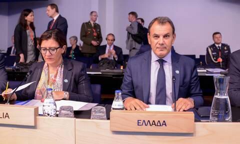 Παναγιωτόπουλος: Η ΕΕ να  συμπεριλάβει την Ανατολική Μεσόγειο στις περιοχές ενδιαφέροντος