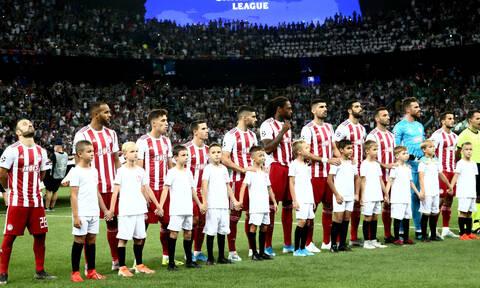 Champions League: Οι αντίπαλοι του Ολυμπιακού στους ομίλους