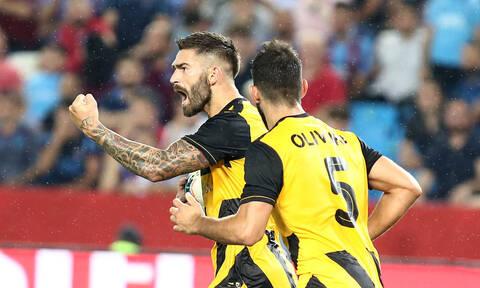 Τραμπζονσπόρ-ΑΕΚ 0-2: Πάλεψε αλλά «νίκησε» η κούραση