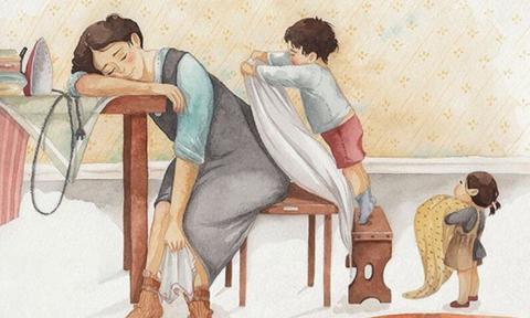 Η ομορφιά της οικογένειας, μέσα από συγκινητικά σκίτσα (pics)